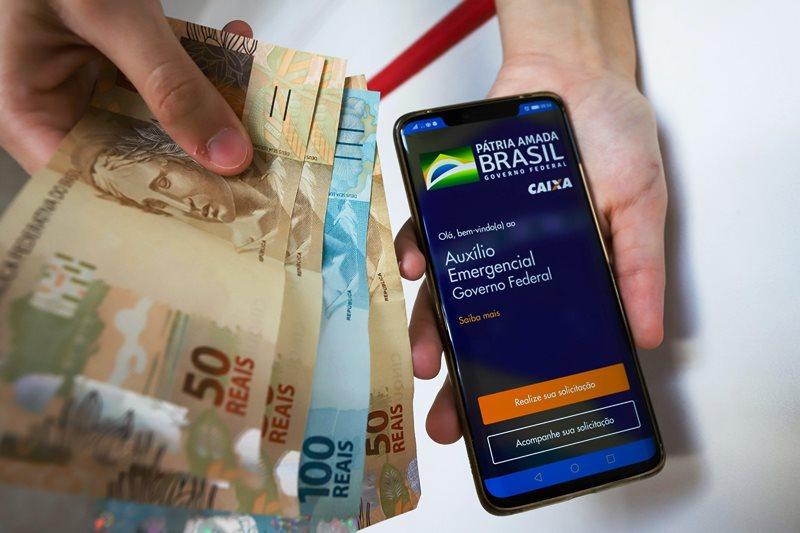 Fraudes 'pagariam' R$ 600 a 100 mil no auxilio emergencial