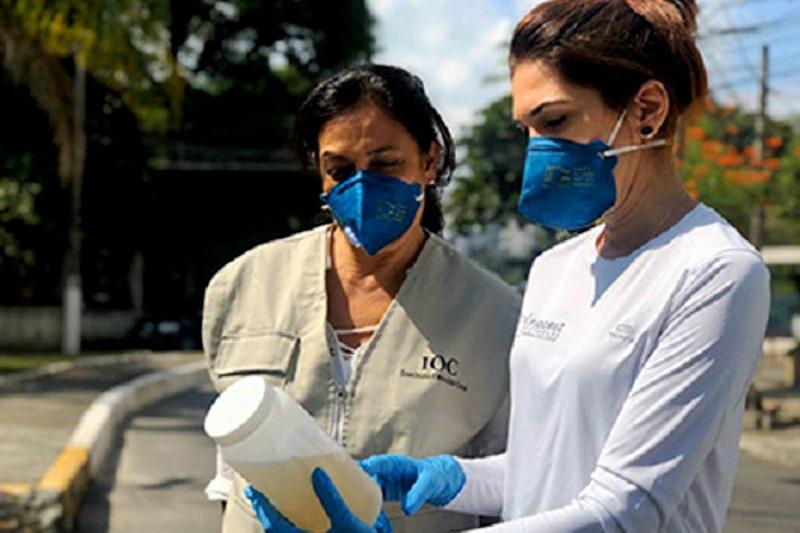 Pesquisa visa identificar novo coronavírus em esgoto