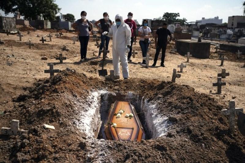 Mulher de Ibaté morre de COVID-19 na Santa Casa
