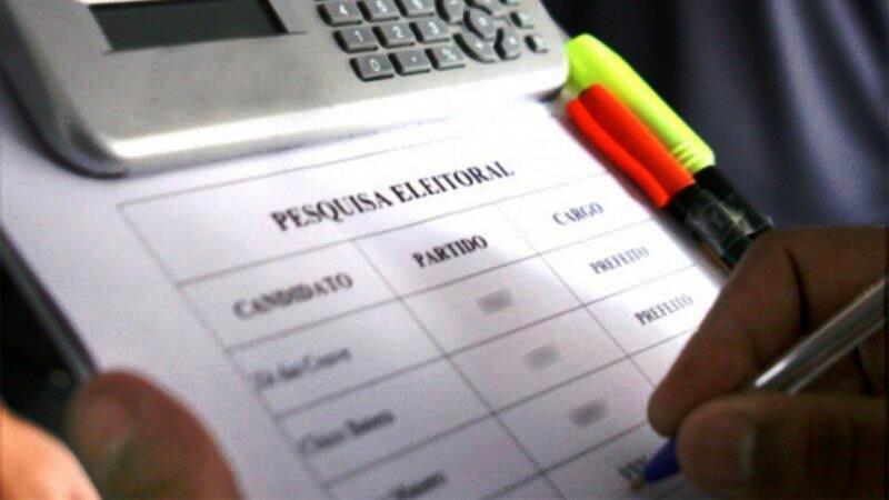 Pesquisa eleitoral é registrada em São Carlos