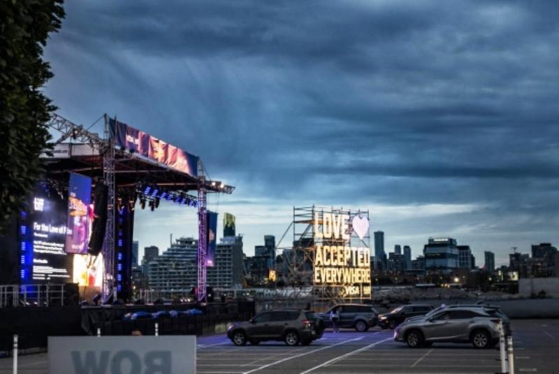 Festival de Cinema de Toronto começa em formato híbrido