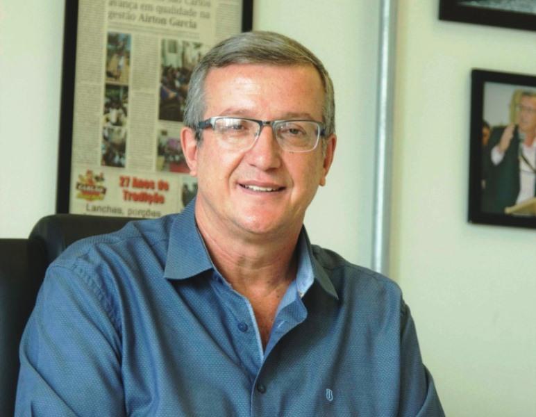 Nino Mengatti oficializa candidatura à Prefeitura de Araraquara