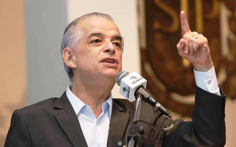 Convenção do PSB vai oficializar candidatura de Márcio França