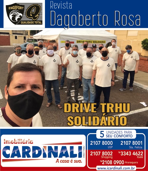 Coluna Dagoberto Rosa – 27/09/2020