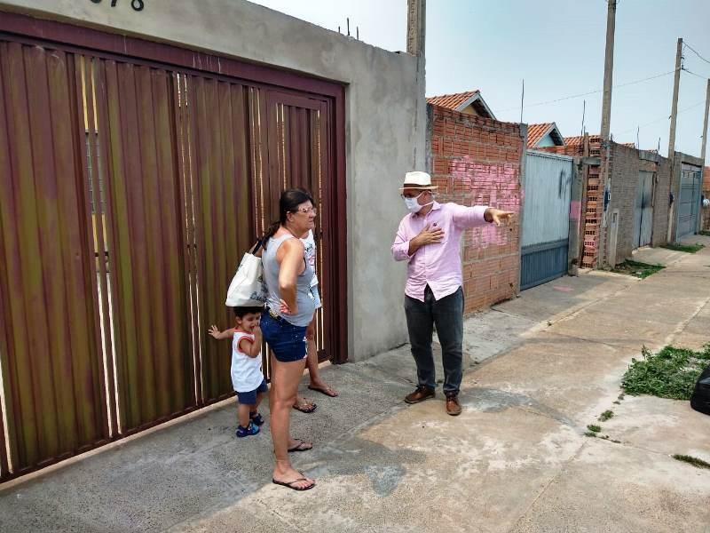 Erick Silva apresenta proposta do Kit Caixa D'Água
