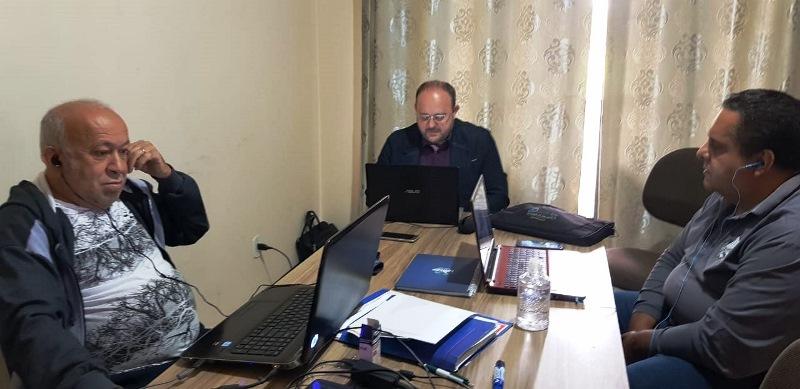 Deonir Tofollo se reúne com representantes da USP
