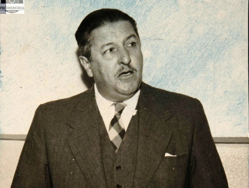 Luisão foi o primeiro prefeito eleito de São Carlos