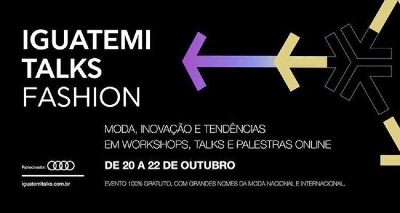 Iguatemi Talks Fashion chega à 4ª edição