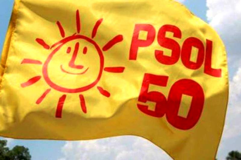 TSE desaprova contas eleitorais do PSOL de 2016