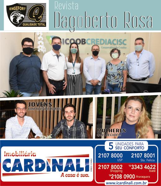 Coluna Dagoberto Rosa – 15/11/2020