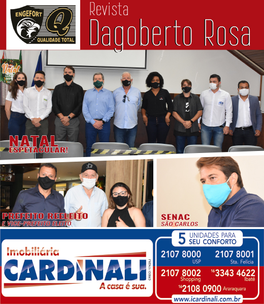 Coluna Dagoberto Rosa – 22/11/2020