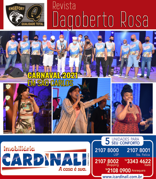 Coluna Dagoberto Rosa – 21/02/2021