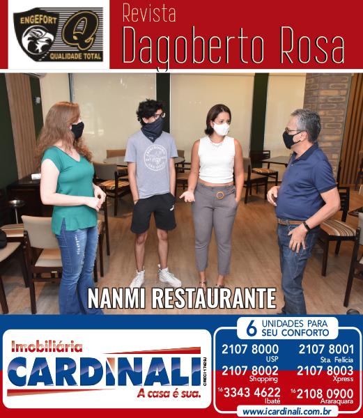 Coluna Dagoberto Rosa – 28/03/2021