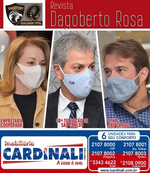 Coluna Dagoberto Rosa – 25/04/2021