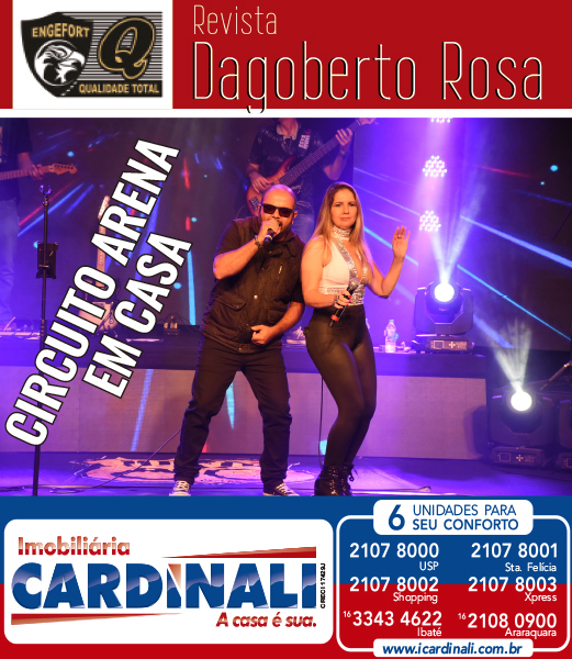 Coluna Dagoberto Rosa – 04/04/2021