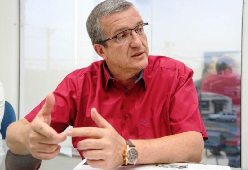 Secretário Nino Mengatti está internado na UTI