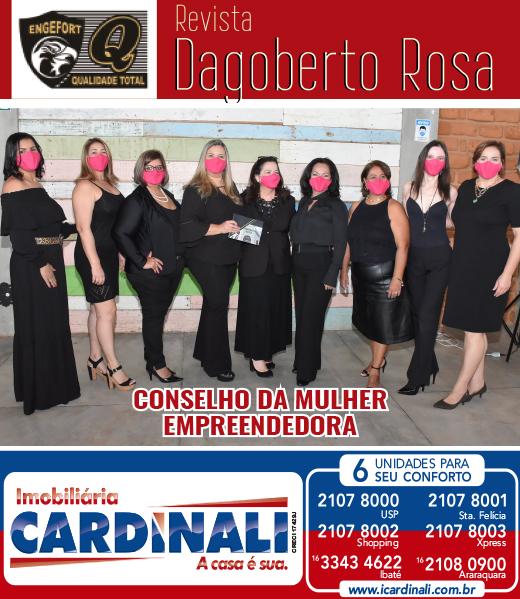 Coluna Dagoberto Rosa – 09/05/2021