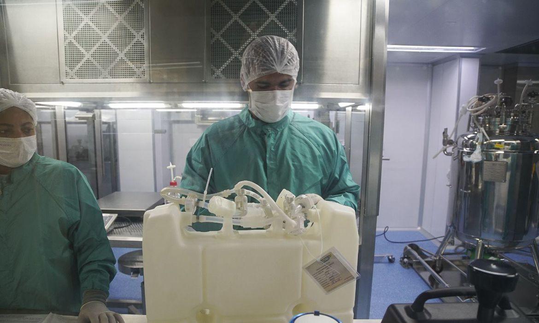 Apoio do BNDES permitiu à Fiocruz avançar na produção do IFA nacional