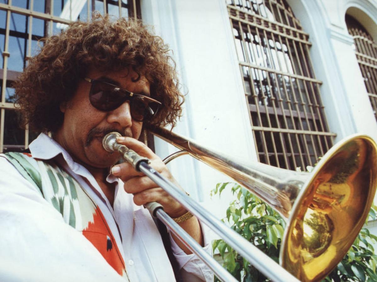 Raul de Souza, lenda do jazz brasileiro, morre na França