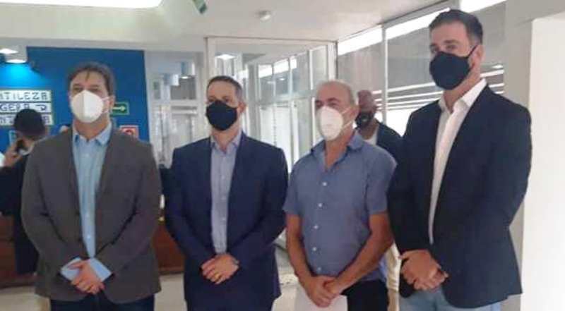 Tiago Parelli consegue recursos para obras com deputados do PP
