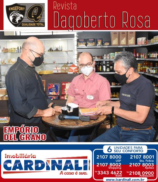 Coluna Dagoberto Rosa – 13/06/2021