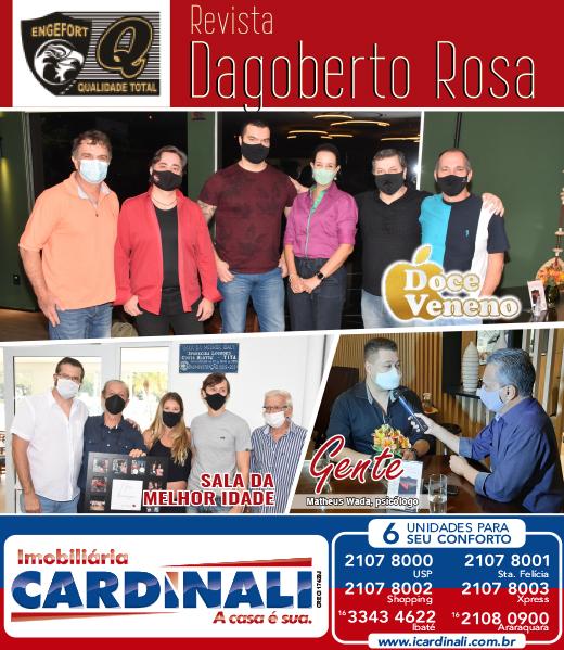 Coluna Dagoberto Rosa – 06/06/2021