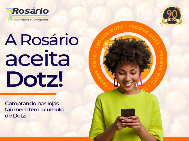 Farmácia Rosário e Dotz se unem para  oferecer programa de pontos a seus clientes