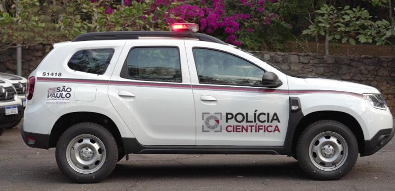 190 novas viaturas são entregues para a Polícia Técnico-Científica