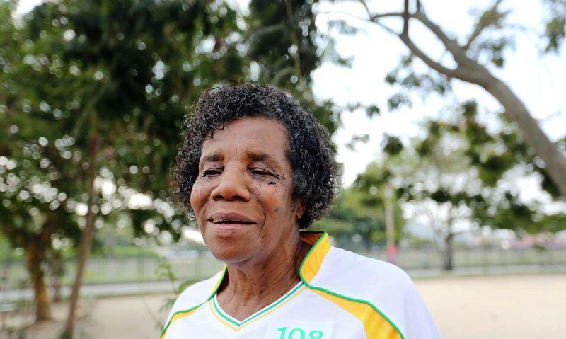 Aída dos Santos relembra participação na Olimpíada de 1964