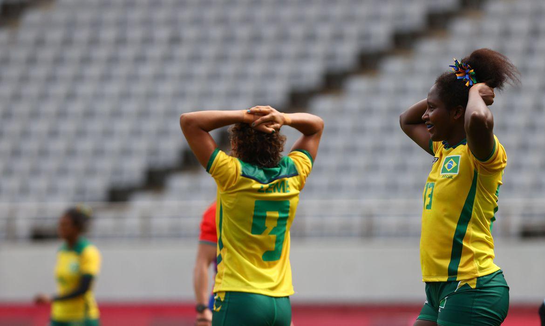 Brasil perde para Fiji no Rugby de 7