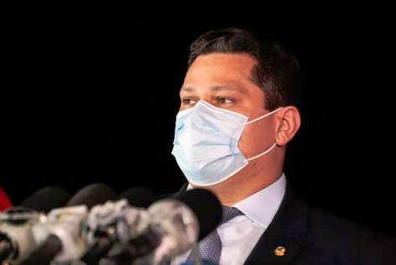 Alcolumbre atribui a Onyx influência sobre ex-diretor da Saúde investigado