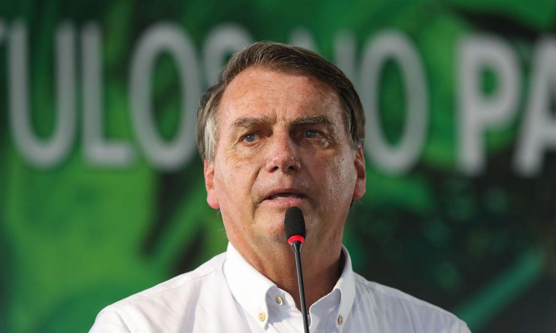 Bolsonaro reafirma que vetará fundo eleitoral