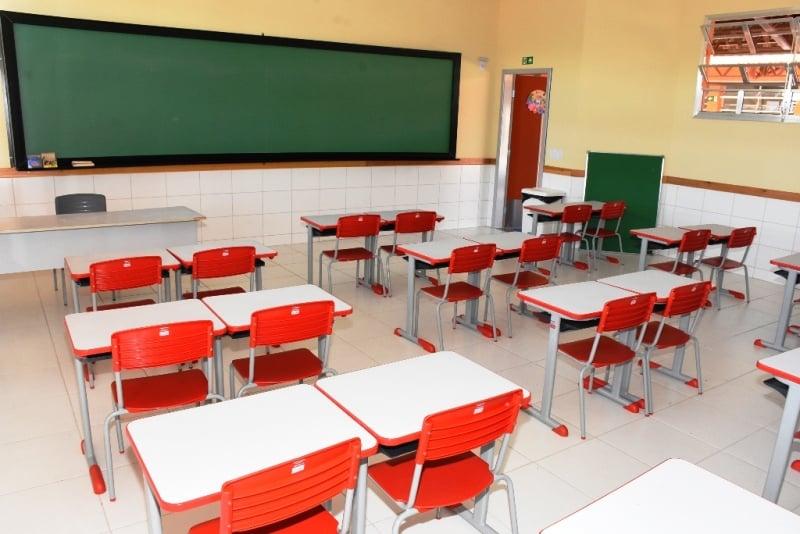 Justiça determina suspensão de volta às aulas presenciais nas CEMEIs Bruno Panhoca e Ruth Bloen Souto