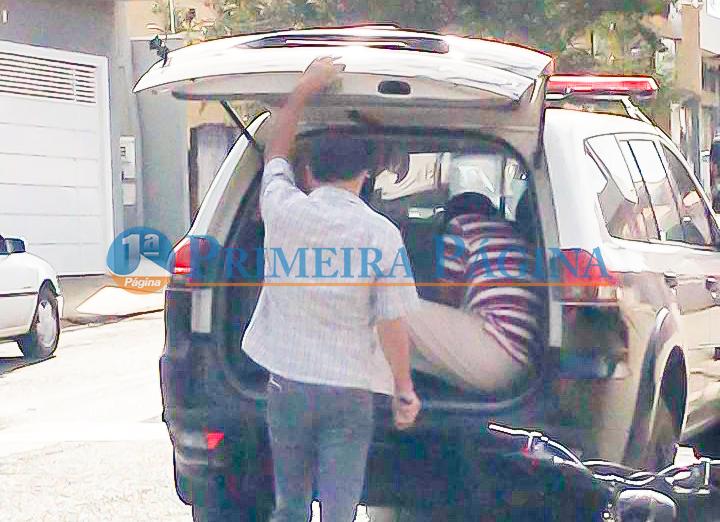 Autor de diversos furtos é preso pela Polícia Civil em Ibaté