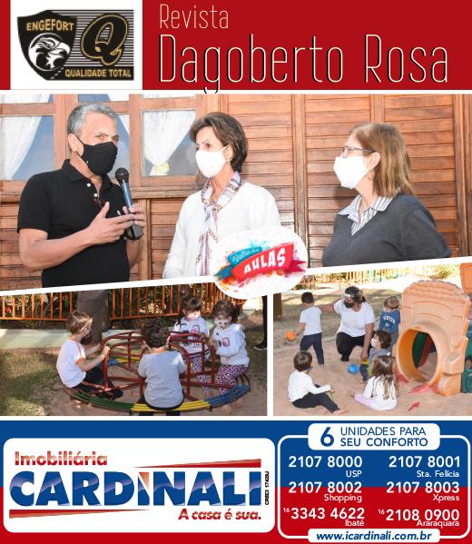 Coluna Dagoberto Rosa – 01/08/2021