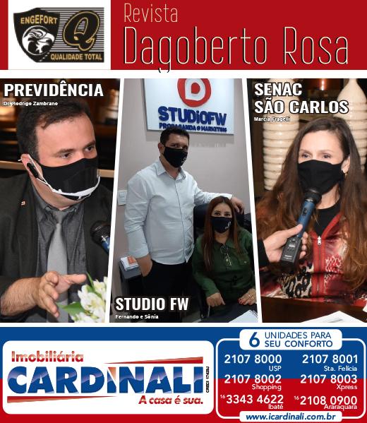 Coluna Dagoberto Rosa – 09/07/2021