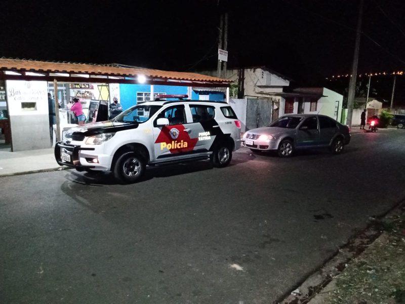Polícia e Fiscalização realizam operação no Antenor Garcia