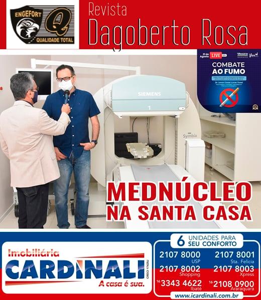 Coluna Dagoberto Rosa – 29/08/2021
