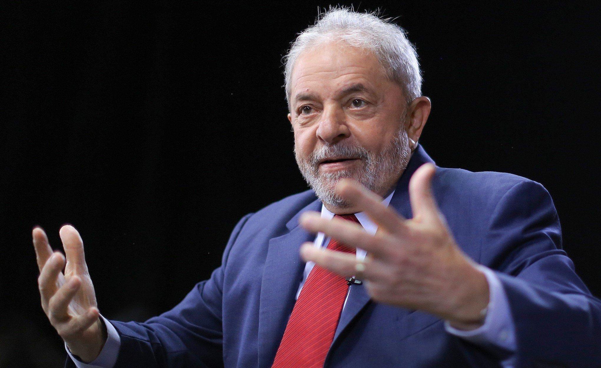 Lula lidera pesquisa para eleição de 2022