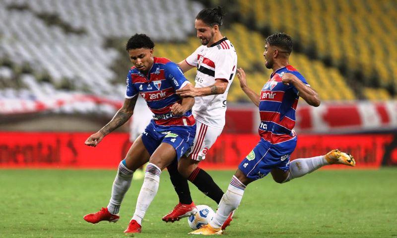 Fortaleza garante vaga na semifinal após vitória na Arena Castelão