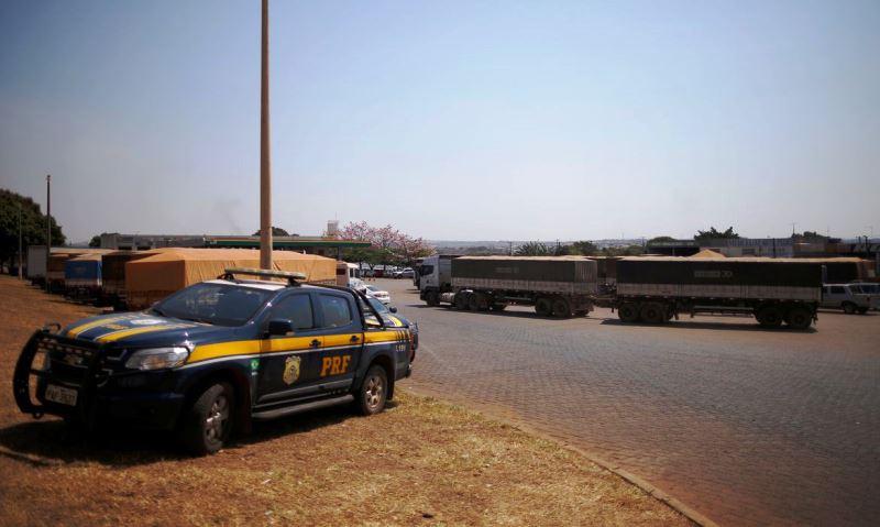 Governo diz que não há mais interdição de rodovias por caminhoneiros