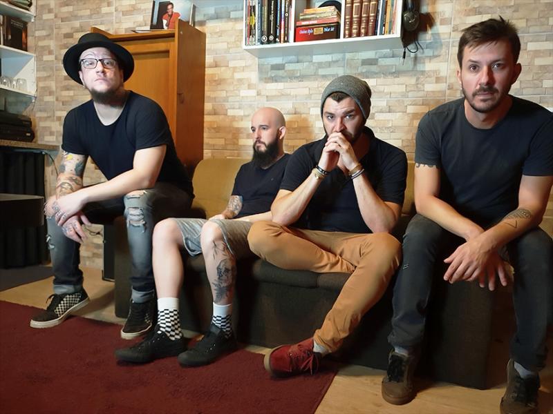 Banda de São Carlos 'Amaz e a Reexistência' lança EP de estreia
