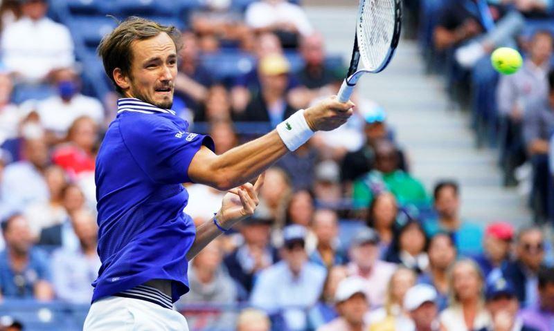 Daniil Medvedev chega à final do US Open
