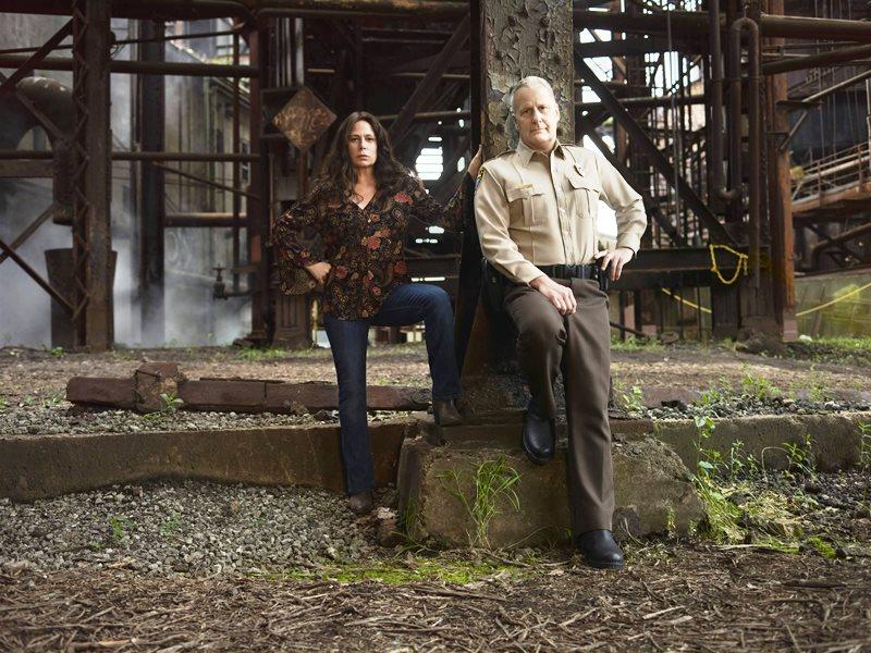'American Rust': Jeff Daniels investiga crime no dilapidado Cinturão da Ferrugem