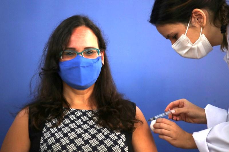 São Paulo ultrapassa marca de 60 milhões de vacinas contra Covid-19 aplicadas