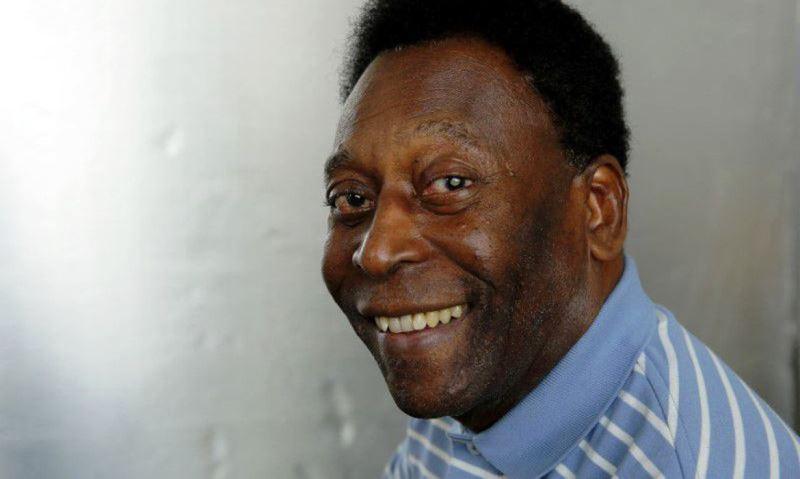 Pelé se recupera de maneira satisfatória depois de retirar tumor