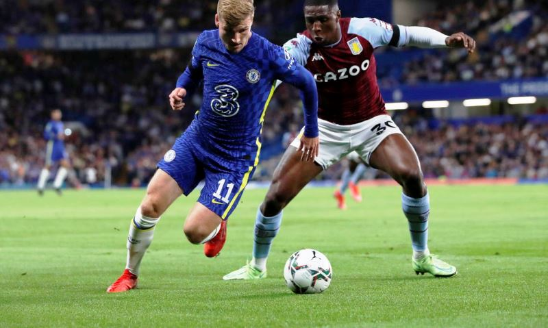 Chelsea bate Aston Villa nos pênaltis