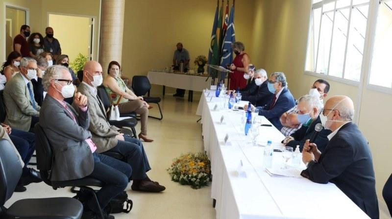 Protocolo de Cooperação Nacional entre a USP e a Prefeitura Municipal de São Carlos é assinado