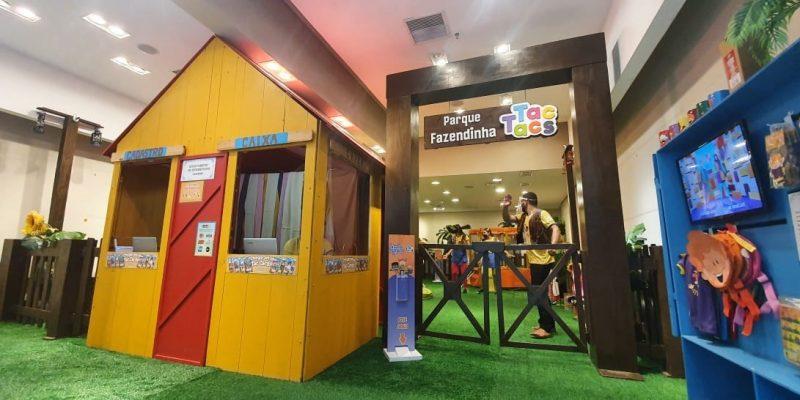 Iguatemi São Carlos recebe espaço infantil e novas operações