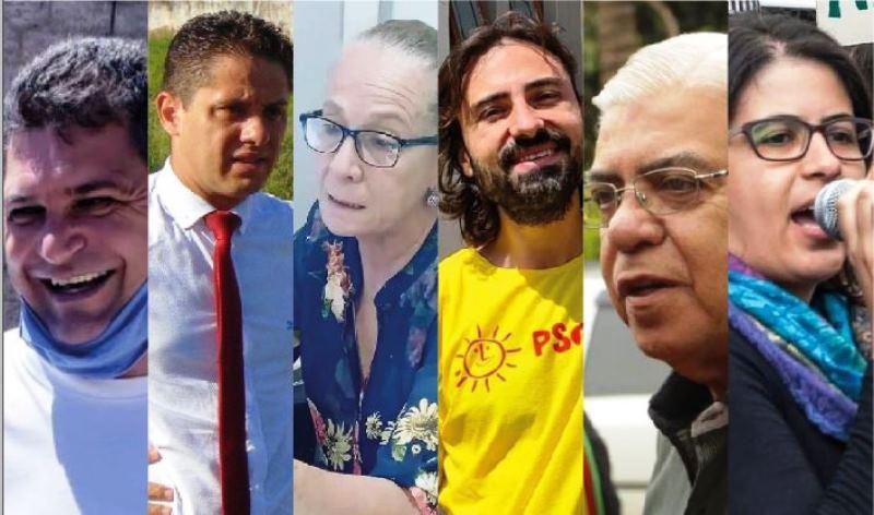 """Vereadores se unem em """"blocão"""" de oposição"""